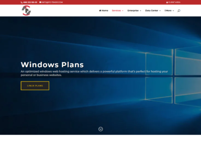 Windows Plans